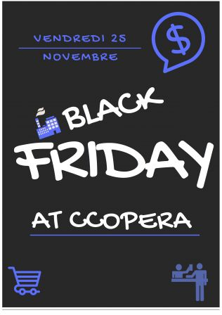 Comptoir Change Opera fait son Black Friday CCO Change de