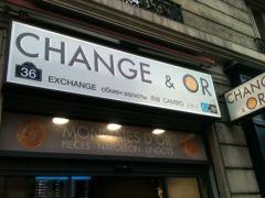 Cco change de devises en ligne & bureau de change à paris