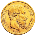 20 Francs Union Latine OR revers